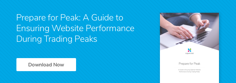 Guide to ensuring website performance during trading peaks