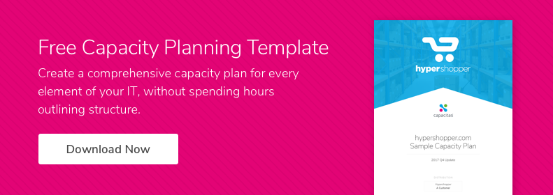 Free-Capacity-Planning-Template