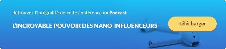 Téléchargez le podcast de la conférence d'Édith Jolicoeur