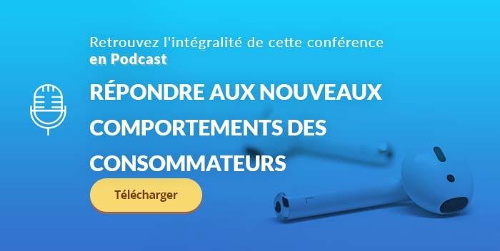 Téléchargez le podcast de la conférence de Cécile van Steenberge