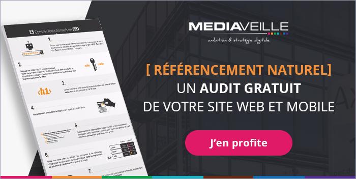 Profitez d'un audit gratuit de votre site web et mobile