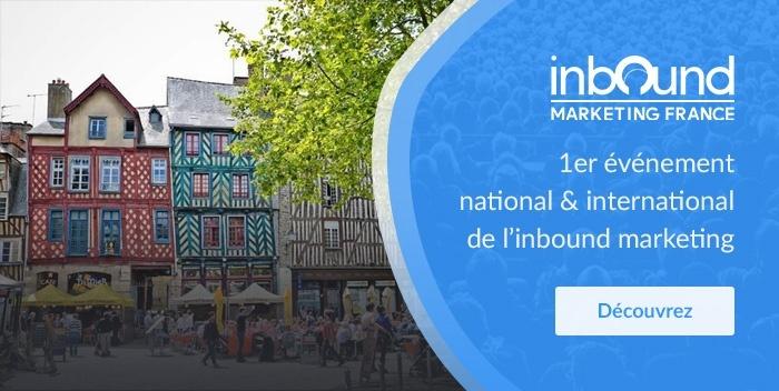 Découvrez l'événement Inbound Marketing France