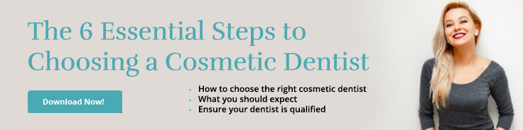 essential steps for choosing the right cosmetic dentist