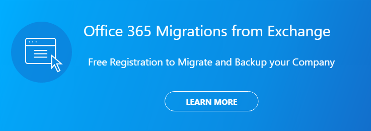 Office 365, Office 365 migrations, Exchange, Outlook, Migrations from Google, Exchange to Office 365