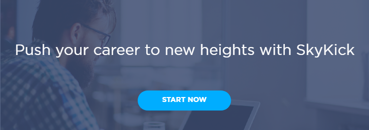 Push your Career to new heights with SkyKick