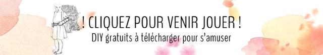 Venez Jouer avec (NØ) - DIY gratuits à télécharger pour s'amuser