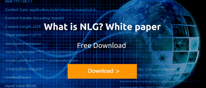 What is NLG? White paper