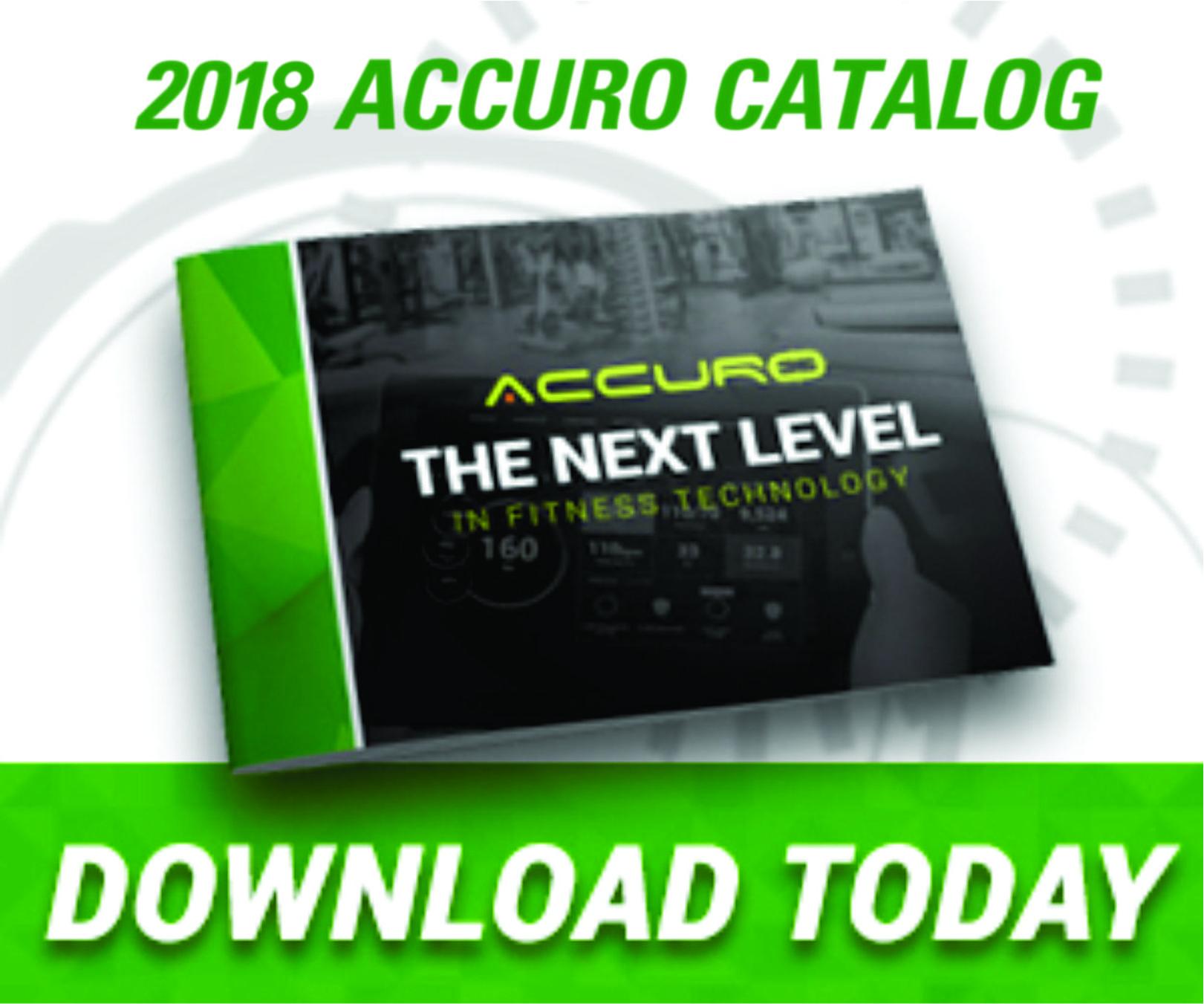 2018 Accuro Catalog