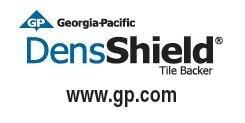 DensShield tile backer: CTEF Silver Sponsor