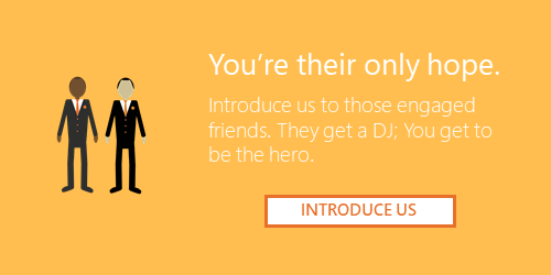 Introduce us. Be a hero.