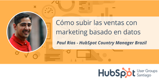 Evento gratuito: cómo subir las ventas con marketing basado en datos