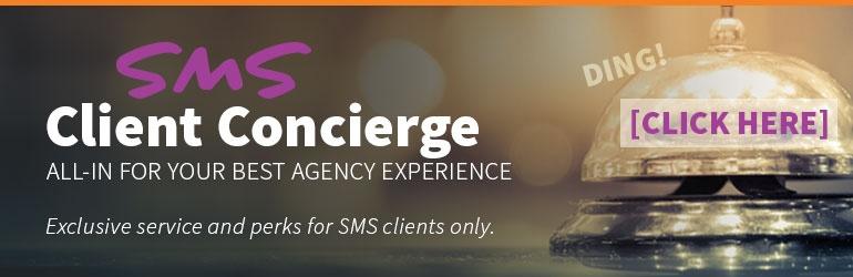sms client concierge