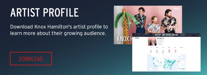 Knox Hamilton   Artist Profile