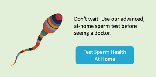 Test sperm health at home