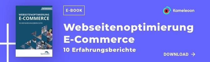 Ebook ecommerce - 10 témoignages experts
