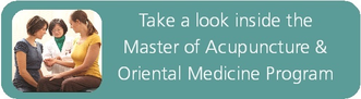 Master of Acupuncture & Oriental Medicine