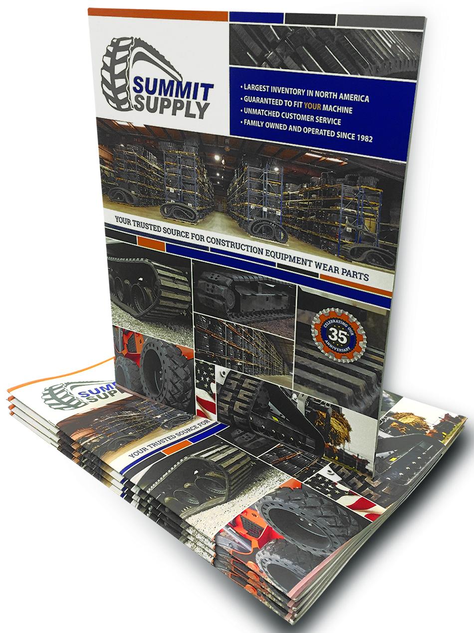 2017 Summit Supply Catalog