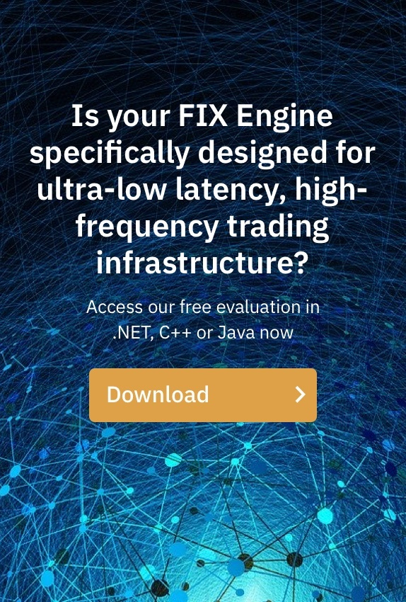 Is your FIX Engine specifically designed for ultra-low latency, high-frequency trading infrastructure?