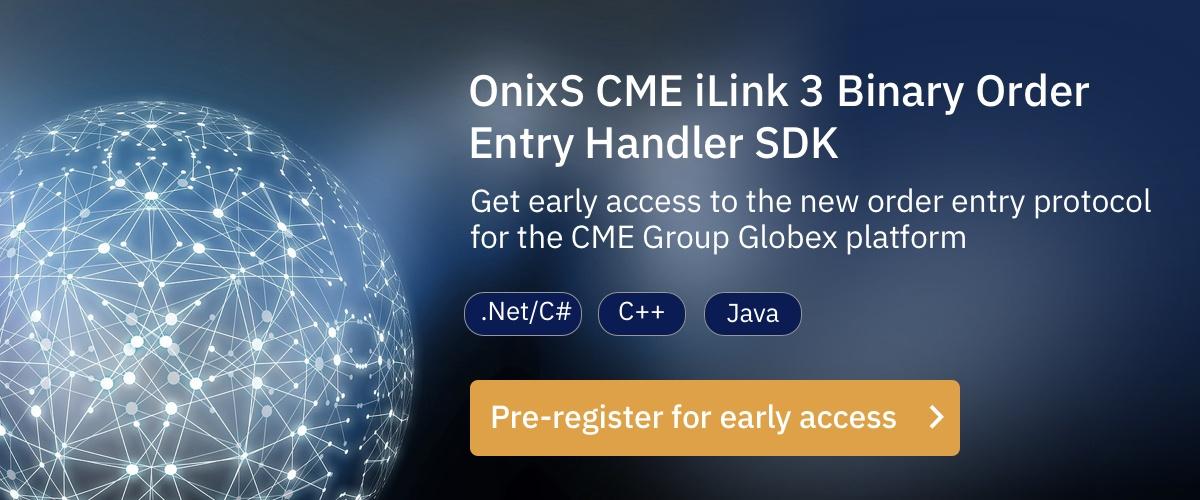 CME iLink 3 Binary Order Entry Handler SDK Download