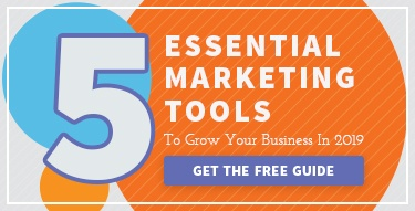 5 Essential Marketing Tools - To Grow Your Business in 2019