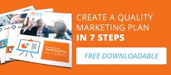 Create A Marketing Plan in 7 Steps