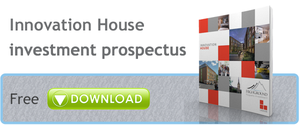 Innovation House Preston Investment Prospectus