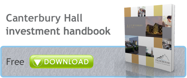 Canterbury Hall Preston Investment Handbook