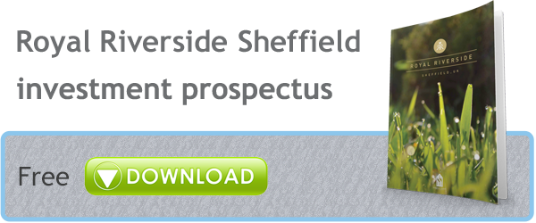 Royal Riverside Sheffield Investment Prospectus