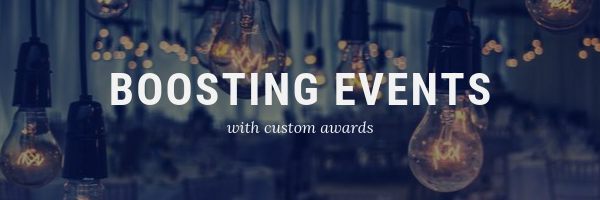 Boosting Events with Custom Awards
