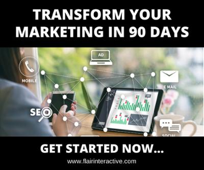 90-day digital marketing transformation