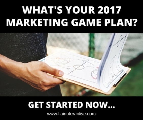 What's your content marketing game plan