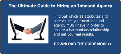 Utlimate Guide to Hiring an Inbound Agency