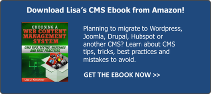 Choosing a CMS Ebook