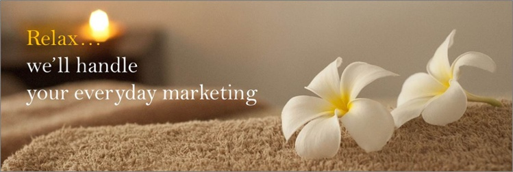 We'll handle your day-to-day marketing