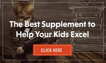 The best Supplement to Help Your Kids Excel at School