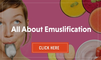 Emulsification Info Page