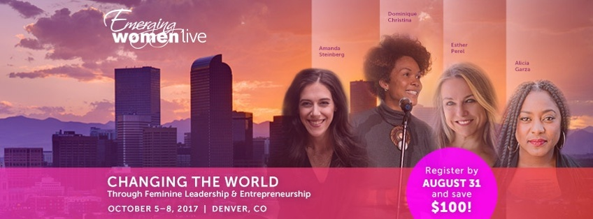 Emerging Women Live 2017