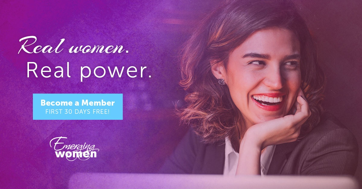 Join the Emerging Women Community!