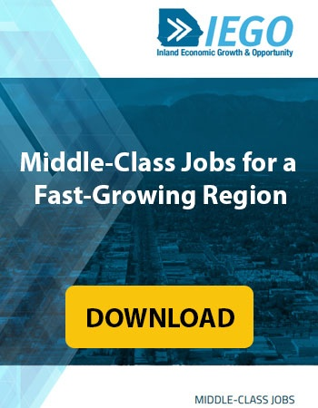 IEGO - Middle-Class Jobs for a Fast-Growing Region