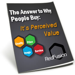 The Mystery of Why People Buy: It's The Perceived Value