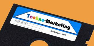 Techno-Marketing by Ron Burgess