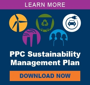 Sustainability management plan