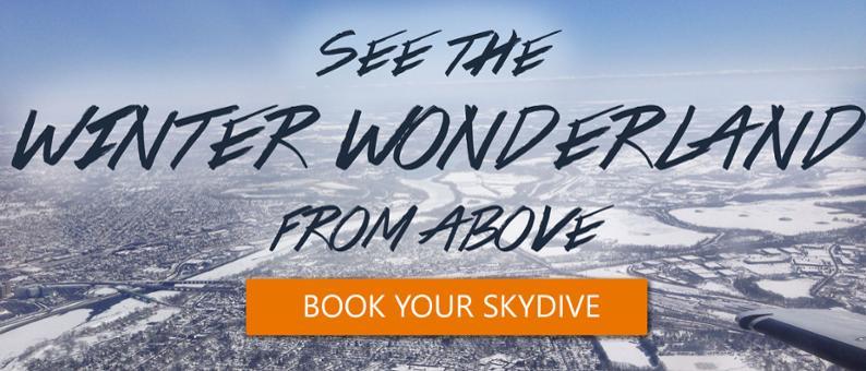 book your winter skydive at cross keys nj