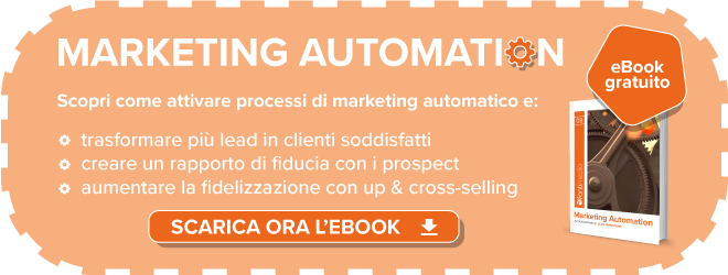 Marketing automation cta