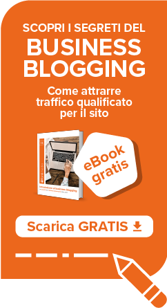 eBook Introduzione al Business Blogging