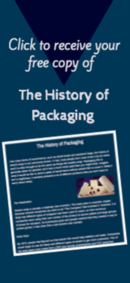 History of Packaging from Paragon Films