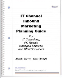 Free IT Channel Inbound Marketing Planning Guide