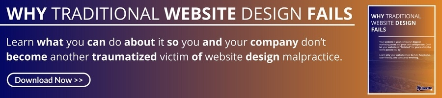 Why Traditional Website Design Fails