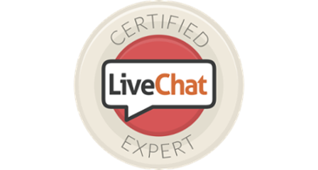 Marine Dealer Solutions is a Certified Live Chat Expert