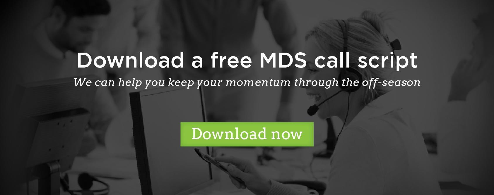 Download Free Call Script